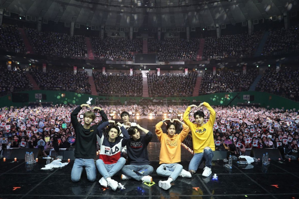 VIXX Brings Their Childhood to Life at 5th Annual Fan Meeting