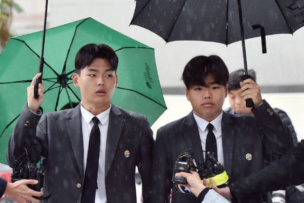 Former The East Light Members Head to Prosecution for Investigation