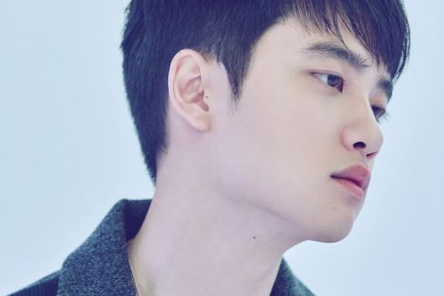 EXO's D.O Voted as the Most Anticipated Idol-Turned-Actor of 2019