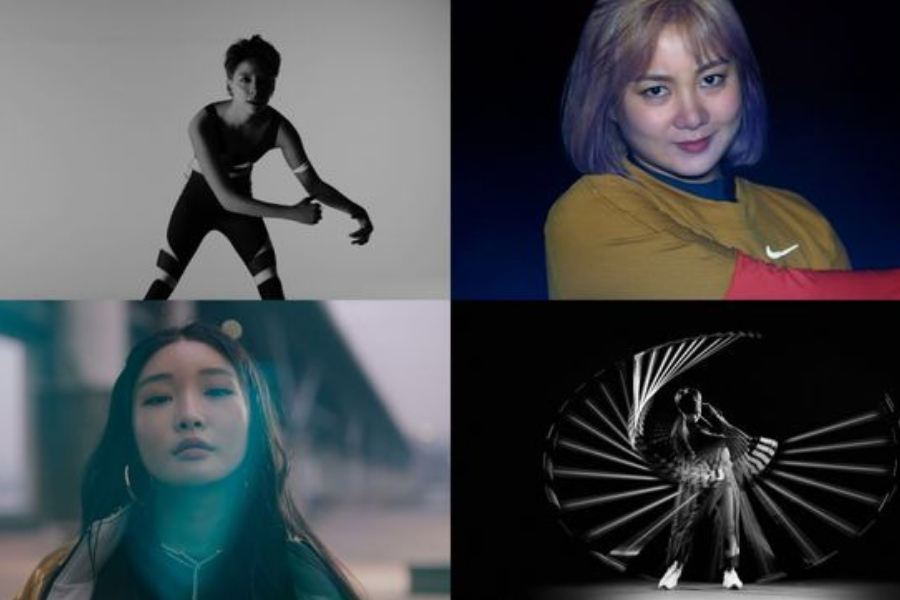 Amber Liu, Park Na-Rae, Chungha and more featured in Nike Women's Campaign