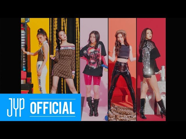 [HOT CLIP] JYPE Introduces Its New Girl Group 'ITZY