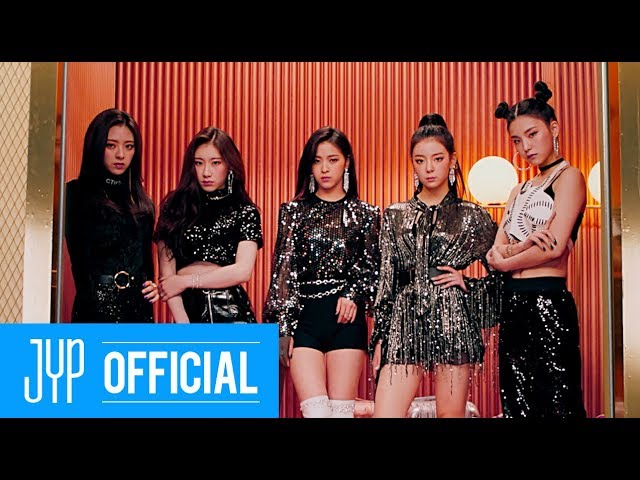[TEASER] JYPE's New Girl Group ITZY Releases 'Dalla Dalla'