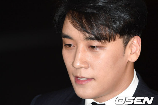 Seungri Voluntarily Goes to Police for Investigation