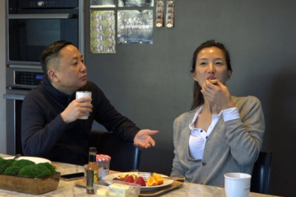 Kim Min and Her Husband Share Their Luxury Lifestyle in Beverly Hills on 'Taste of Wife'