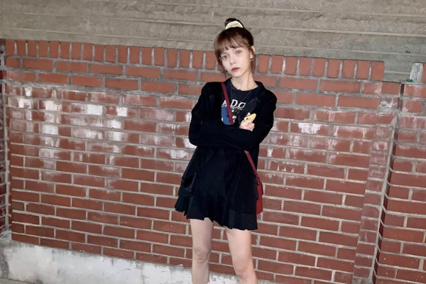 AOA Jimin Clears Up Rumors about Her Body and Health