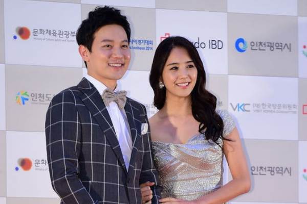 Announcer Couple Lee Ji-ae and Kim Jung-geun Expecting Second Child