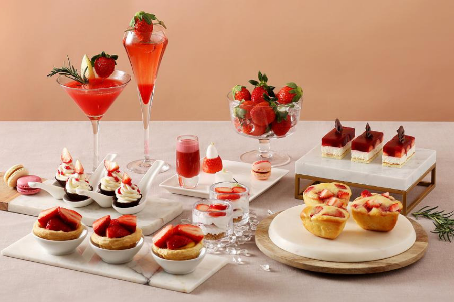 Savor the Season at Strawberry Dessert Buffets in Seoul