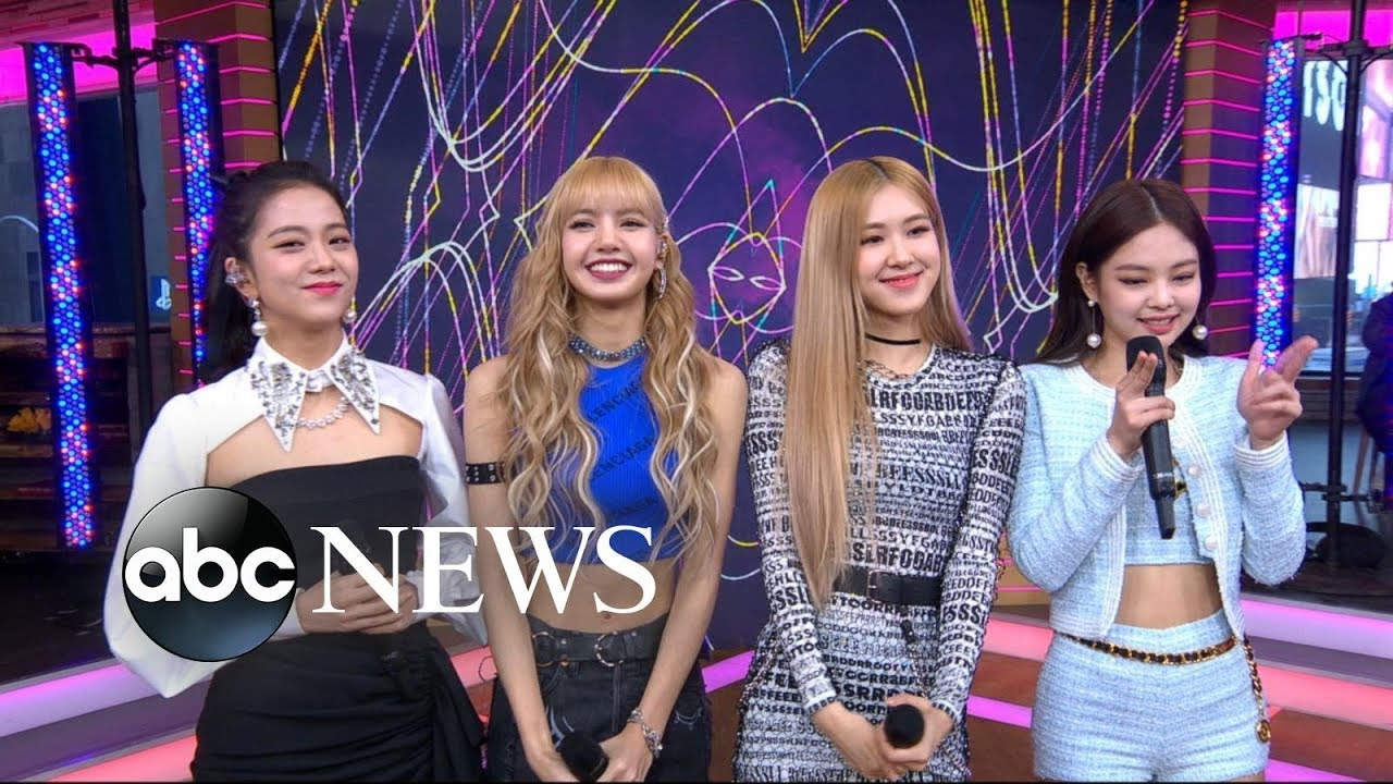 [HOT CLIP] BLACKPINK Announced North American Tour on 'Good Morning America'