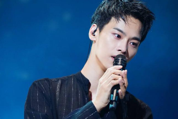 VIXX's N Shares Picture of Haircut Ahead of Military Enlistment