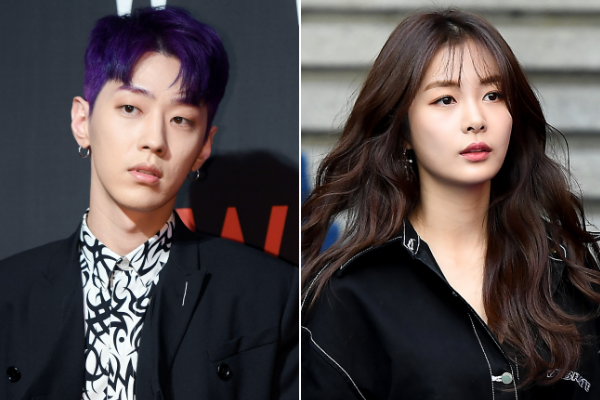 AOMG Puts Dating Rumors About Rapper Gray and Actress Song Da-Eun to Rest