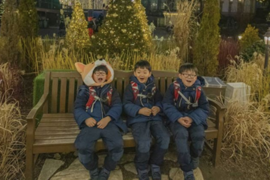 Song Triplets Ready to Go to School Already