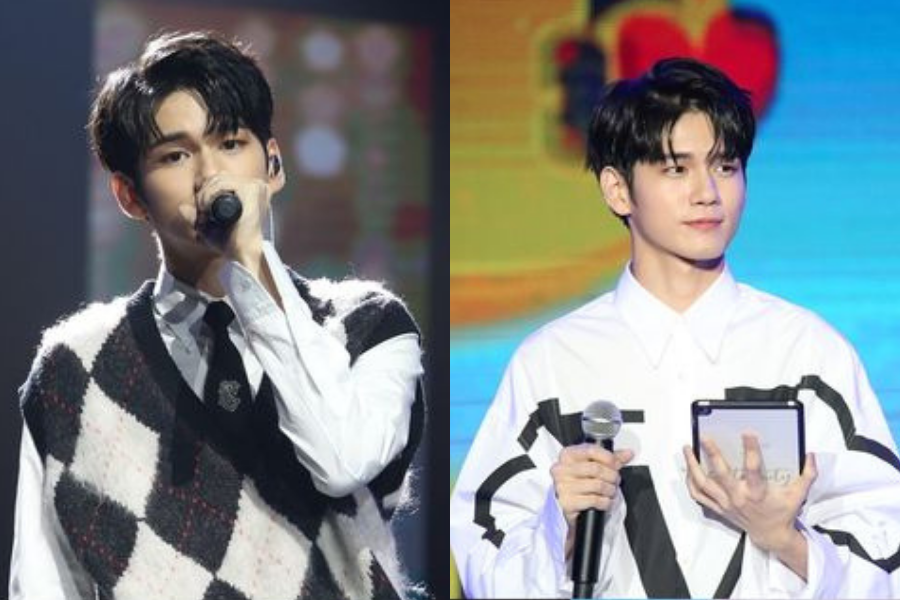 Ong Seung-Wu Met 4,600 Fans in Thailand
