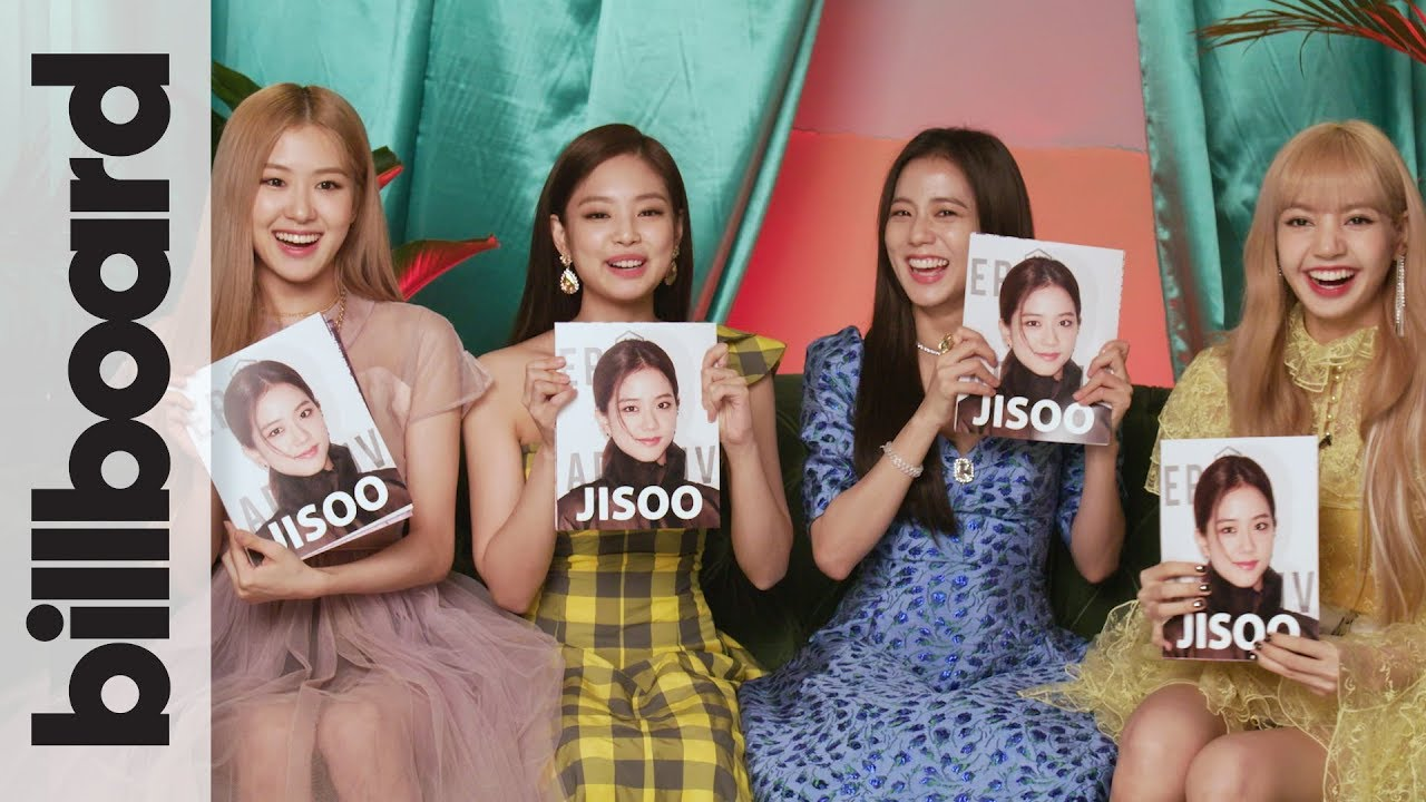 [HOT CLIP] Billboard Tests BLACKPINK's Friendship